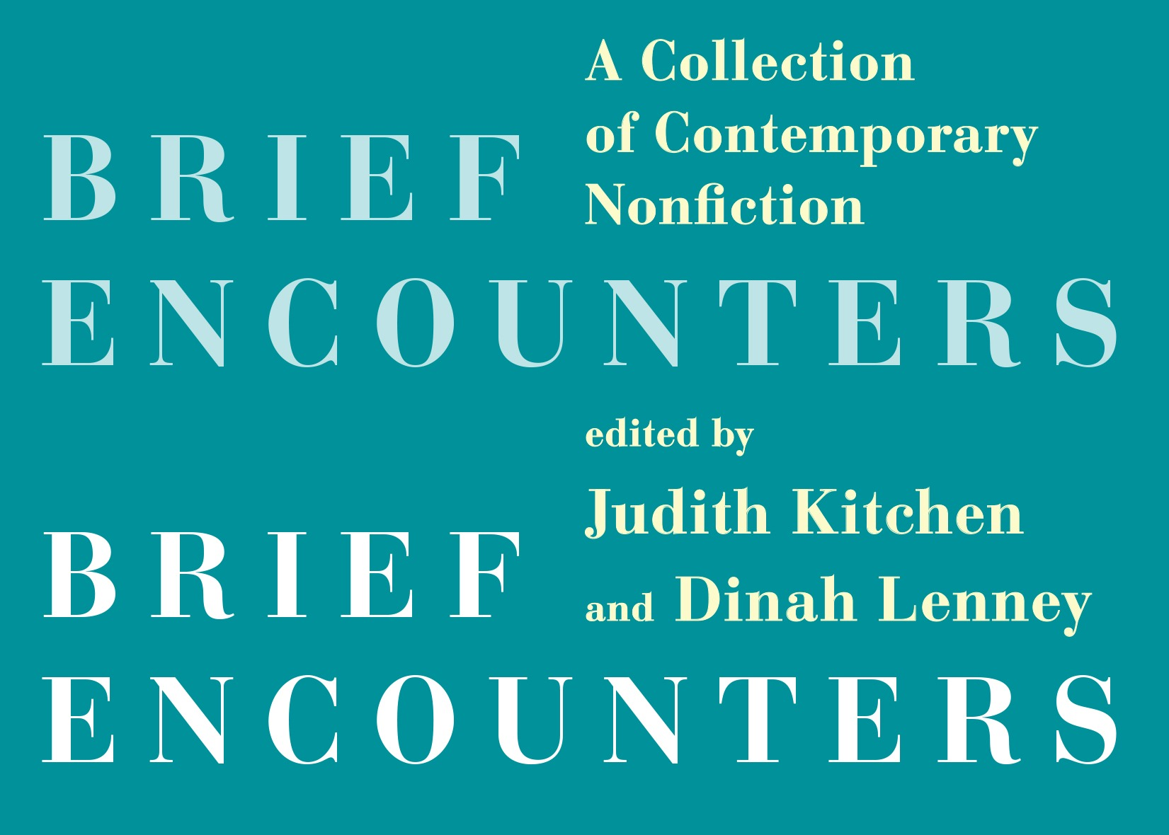 Brief Encounters Reading