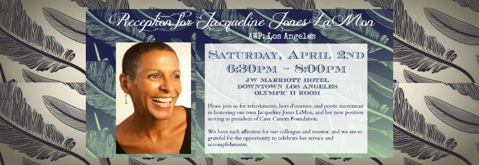 Reception for Jacqueline Jones LaMon
